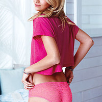 Ruched-back Hiphugger Panty - Cotton Lingerie - Victoria's Secret