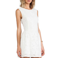 MINKPINK Sister Savior Lace Dress in White from REVOLVEclothing.com
