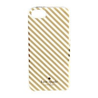Kate Spade New York Diagonal Stripe Case for iPhone® 5