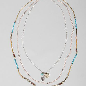 Daytrip Tiered Necklace