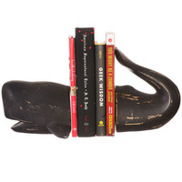 Whale of a Tale Bookends