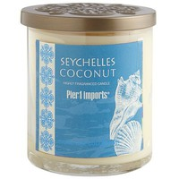 Seychelles Coconut Filled Candle