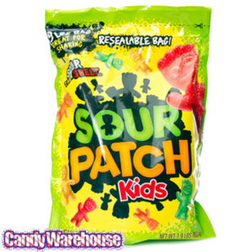 Sour Patch Kids Candy: 30-Ounce Bag