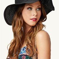 Hamptons Floppy Sun Hat