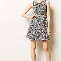 Pebble Print Dress
