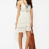 Desert Lace Dress  in  Clothes Dresses Day at Nasty Gal