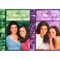 Gilmore Girls: The Complete Third and Fourth Seasons [12 Discs] (DVD) (Eng)