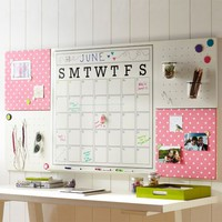 2X4 Pink Dottie Style Tile 2.0 Frameless Set