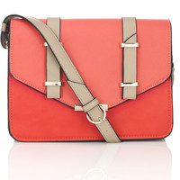 Lexington Satchel | Pink | Accessorize