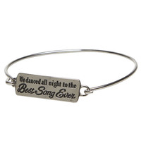 Best Song ID Bracelet | Wet Seal