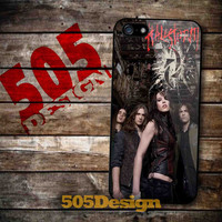 Halestorm Band for iPhone 4/4S, iPhone 5/5S, iPhone 5C and Samsung Galaxy S3, S4
