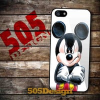 Mickey Mouse for iPhone 4/4S, iPhone 5/5S, iPhone 5C and Samsung Galaxy S3, S4
