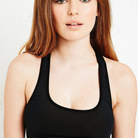 Out From Under Sport Crop Top in Black - Urban Outfitters