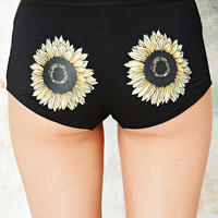 Sunflower Hipster Briefs - Urban Outfitters