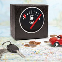 Fill 'Er Up Gas Tank Coin Bank | The Gadget Flow
