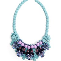 EK THONGPRASERT | Aeonium Embellished Silicone Necklace | Browns fashion & designer clothes & clothing