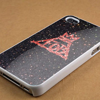 Fall out Boy Sparkle case for iPhone 4/4s, iPhone 5/5S/5C, Samsung S3 i9300, Samsung S4 i9500