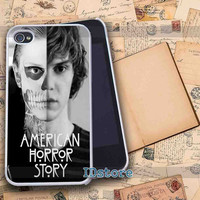 American Horror Story skull tate _ iphone 4/4s,5/5s,5c samsung s3,s4 Case Design By : IDstore.