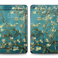 Apple iPad Air Case Decal Skin Cover - Van Gogh Blossoming Almond Tree for New Ipad