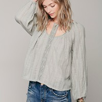 Free People Womens Dear Marie Top -