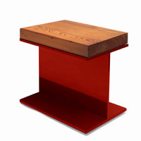 ShopAD - Katch Design Co. - MINI LUCKY BEAM Side Table/ Bench