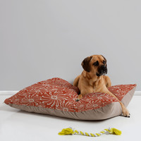 Heather Dutton Bursting Bloom Spice Pet Bed
