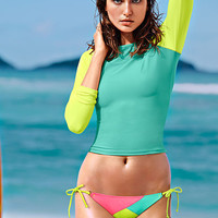 Long-sleeve Rashguard - Beach Sexy - Victoria's Secret
