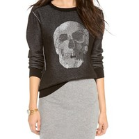 Birds Eye Skull Sweater