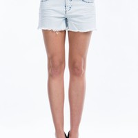 You're A Bright Girl Cut-Off Shorts