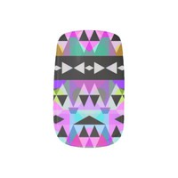 Mix #551 - Tribal Nail Art
