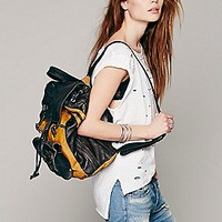Vintage Borsia Backpack