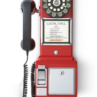 Crosley Radio 'Pay Phone' Wall Phone | Nordstrom