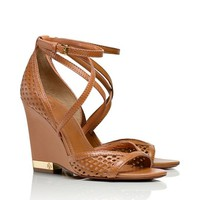 Alyssa Wedge Sandal