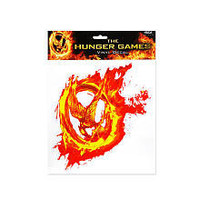 "The Hunger Games Vinyl Decals - Mockingjay Fire - NECA - Toys ""R"" Us"