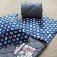 NFL Sleeping Bag + Pillowcase - AFC