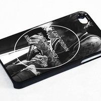 iphone 4/4S case iphone 5 5S 5C case samsung galaxy S3 S4 case bring me the horizon lyric