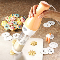 Nostalgia Electrics Electric Cookie Press | Meijer.com