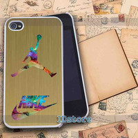 gold jordan _ iphone 4/4s,5/5s,5c samsung s3,s4 Case Design By : IDstore.