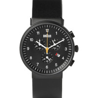 Braun x Dieter Rams - BN0035 Stainless Steel Chronograph Watch | MR PORTER