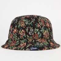 Chuck Originals Texture Mens Bucket Hat Black One Size For Men 23350910001