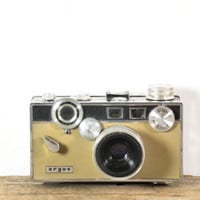 Argus C3 Match-matic 35mm Rangefinder Camera