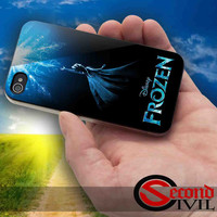 Disney frozen - iPhone 4/4S, 5/5S, 5C - Samsung Galaxy S3, S4 for Rubber and Hard Plastic Case
