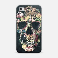 Vintage Skull | Design your own iPhonecase and Samsungcase using Instagram photos at Casetagram.com | Free Shipping Worldwide✈