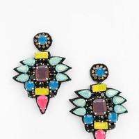 Deepa Gurnani Tropical Drop Earring - Urban Outfitters