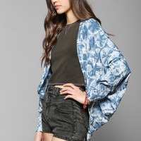 ALTERNATIVE Rio Tie-Dye Wrap Jacket - Urban Outfitters