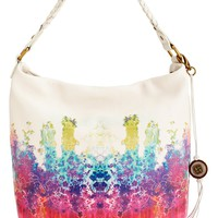 Elliott Lucca Leather Bucket Bag