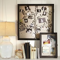 RUSTIC FRAME SHADOW BOXES