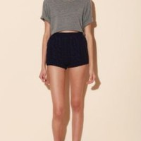 Stolen Girlfriends Club Cableknit Short