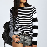 Vicky Multi Stripe Jumper