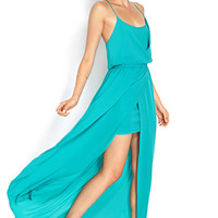 Show Off T-Back Maxi Dress | FOREVER21 - 2000071762